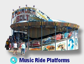 Music Ride Platforms